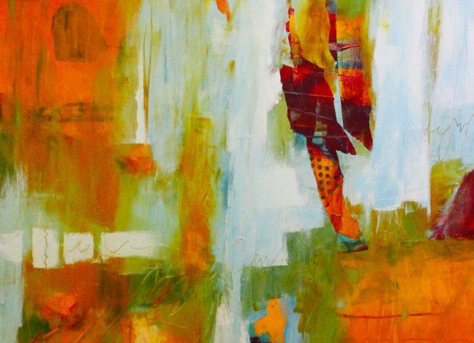 Beverly Yankwitt- Glades, Acrylic