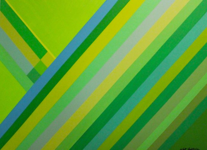 Whit Robbins-Greening of Florida, Acrylic