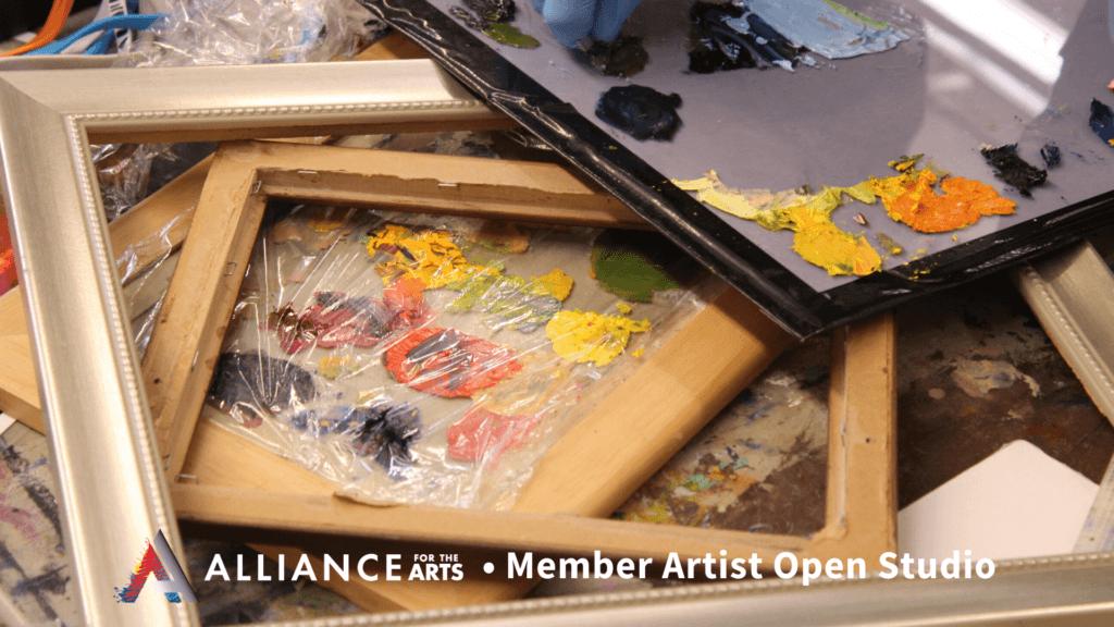 member artist open studio