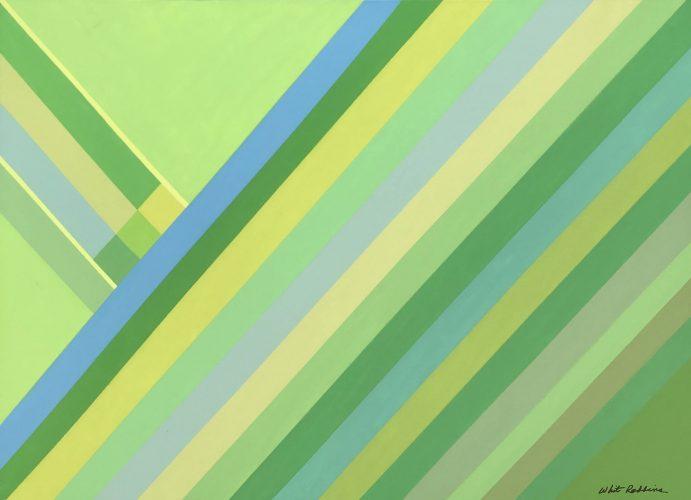 135 - Robbins - Greening of Florida - Acrylic Painting - 30x40