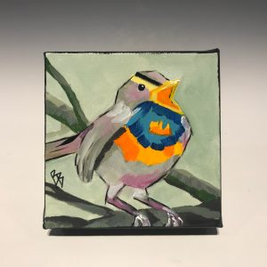 Small Bird Painting