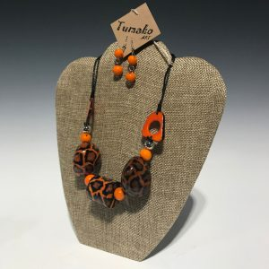 Natural Seed Necklace