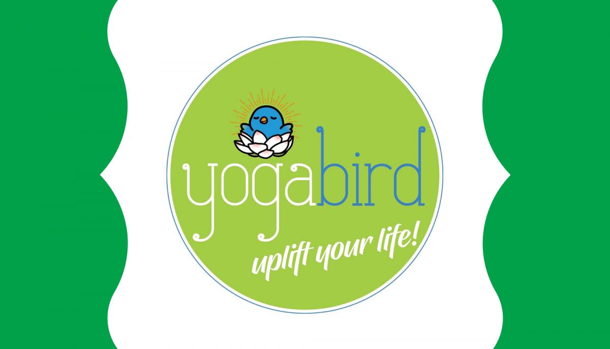 Yoga Bird Logo