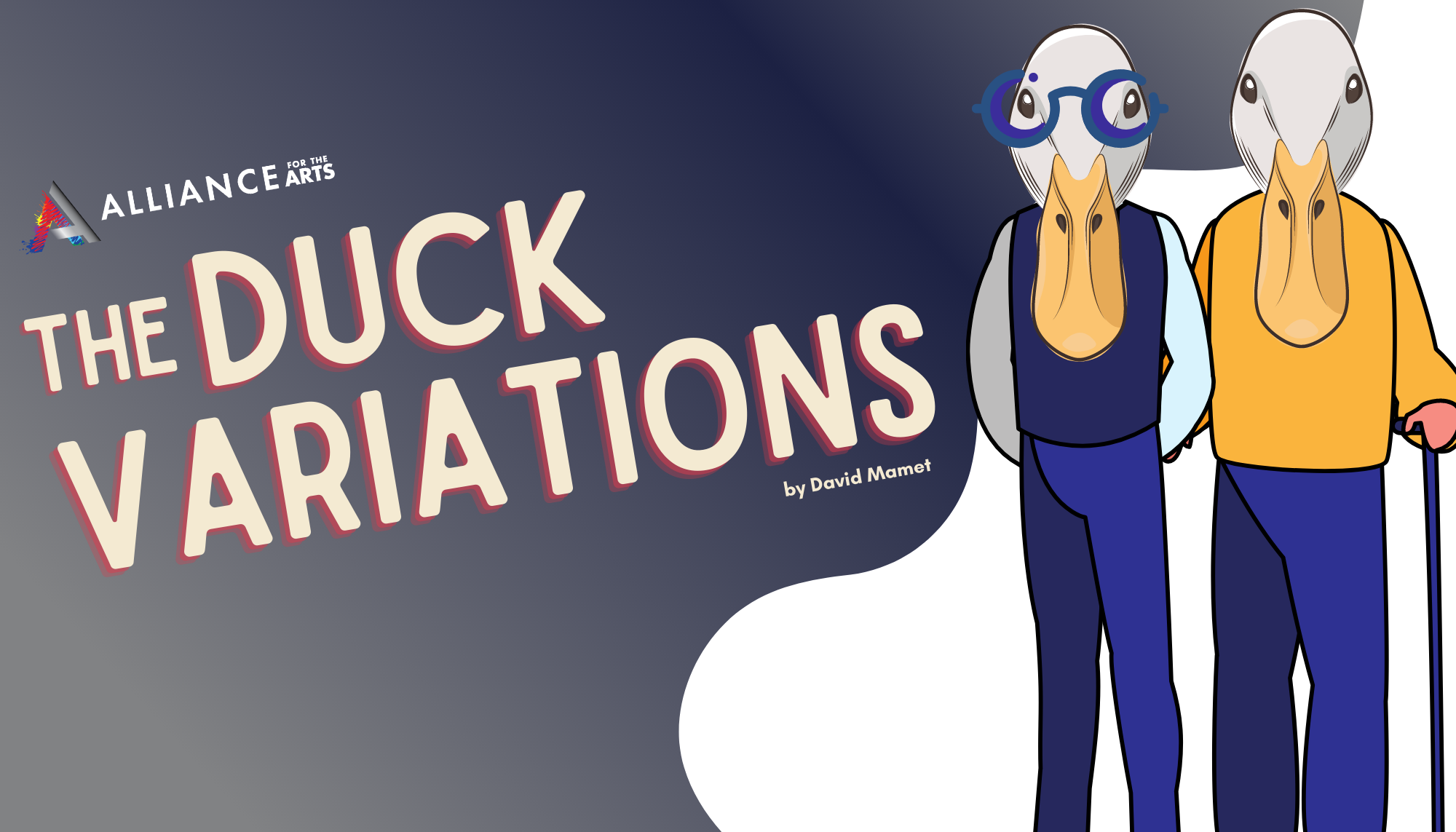 THE DUCK VARIATIONS BY DAVID MAMET