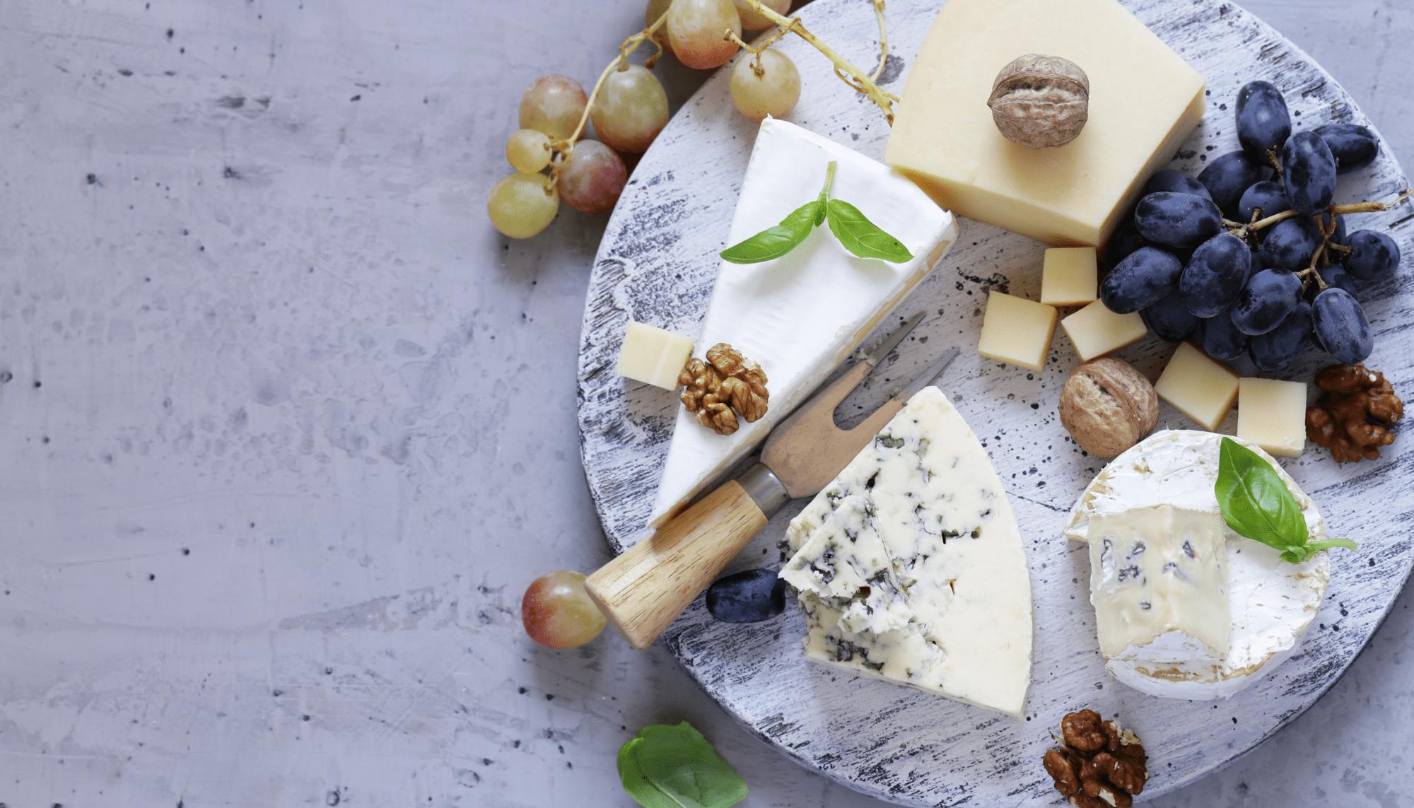 Festive Cheeses – Virtual Tasting Event