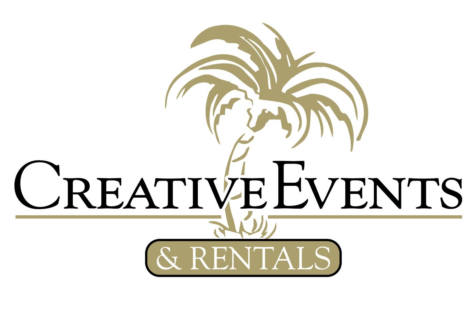 Creative Events & Rentals Logo