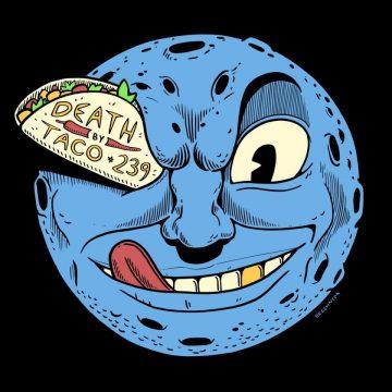 Death by Taco Logo